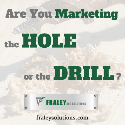 Marketing Hole or Drill Image