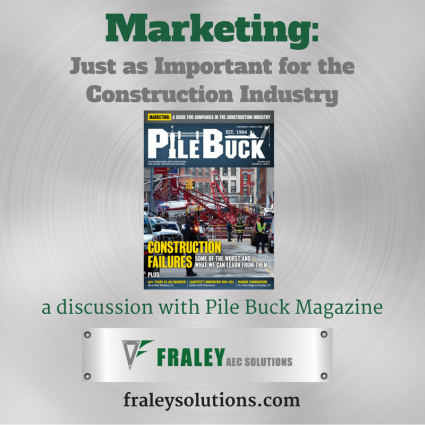 Blog Image for Pile Buck Construction Marketing Blog