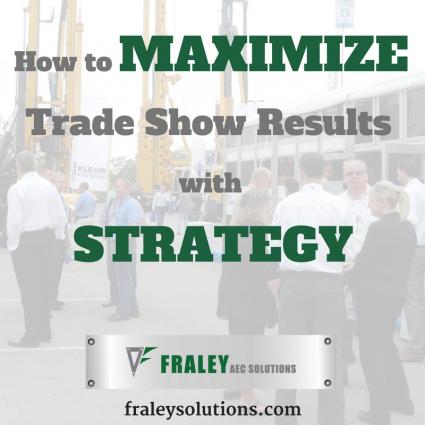 Trade Show Marketing Graphic